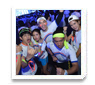 ����Ť�ਹ��� ������觻�����ʧ ���ç����� ��ҹ �Let�s Glow Run to Asian Games 2014�