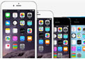 �¢��������º��º�໤ iPhone 6 Plus, iPhone 6 ��� iPhone 5s �Ҵ١ѹ��� ������蹨�ᵡ��ҧ�ѹ���˹