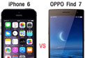 �ͻ�� �� 7 ����Ӥѭ�ͧ OPPO Find 7 ����˹�͡��� iPhone 6 Plus