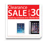 Clearance Sale!! iPad ��� MacBook Ŵ�٧�ش 30% �����ҹ iStudio by comseven �Ң� �繷��� �������