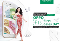 OPPO F1s First Sales Day @Siam Paragon