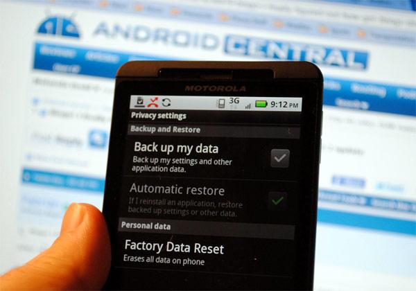 จะเปลี่ยน หรือลบ Google Account อันแรก ที่ใช้กับ มือถือ Android ของ