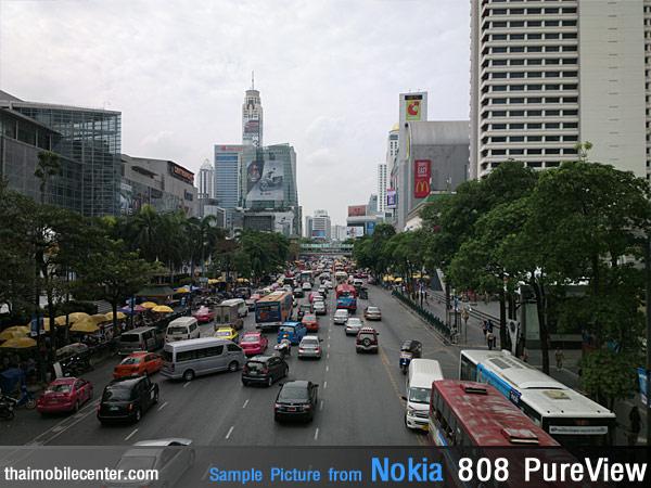ทดสอบกล้อง 41 ล้านพิกเซล บน Nokia 808 PureView สุดยอดความคมชัด เทียบชั้นกล้องตัวจริง