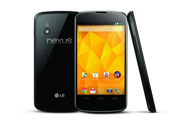 แอลจีพร้อมเผยโฉม LG Nexus 4 สู่ตลาดไทย กูเกิ้ลโฟนระดับพรีเมี่ยมสร้างสรรค์ภายใต้ปรัชญาการออกแบบของแอลจี พร้อมประสิทธิภาพการใช้งานที่เหนือกว่าสมาร์ทโฟนทั่วไป