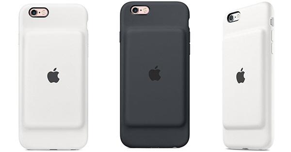ผู้ใช้เป็นงง! เมื่อ Apple วางจำหน่าย Smart Case Battery อย่างเงียบๆ บนดีไซน์สุดแปลก ในราคาสูงถึง 4,300 บาท!