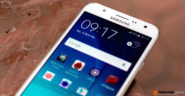 ស្ងាតៗ លេចចេញ Samsung Galaxy J7 (2016)