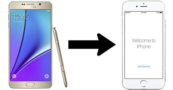 Move to iOS แอปพลิเคชันใหม่จาก Apple ที่ช่วยให้การเปลี่ยนมือถือจาก Android เป็น iPhone ง่ายแค่ปลายนิ้ว! Move to iOS แอปพลิเคชันใหม่จาก Apple ที่ช่วยให้การเปลี่ยนมือถือจาก Android เป็น iPhone ง่ายแค่ปลายนิ้ว!