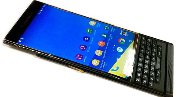 ชัดเจน! BlackBerry Venice ใช้ระบบ Android พร้อมจอขอบโค้ง, คีย์บอร์ดแบบสไลด์ และกล้อง 18 ล้านพิกเซล จ่อเปิดตัวพฤศจิกายนนี้