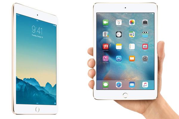 iPad mini 4 เปิดราคาในไทยครบ 6 รุ่นย่อย ยืนราคาเดิม เริ่มต้นที่ 13,400 บาท ข่าวดีรุ่น Wi-Fi สั่งซื้อได้แล้ววันนี้!