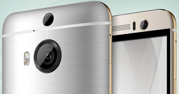 HTC One M9+ Supreme Camera เรือธงรุ่นอัปเกรดกล้อง กับการเพิ่มระบบกันสั่น OIS และ Laser Autofocus