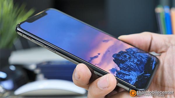 รีวิวกระจกกันรอย COMMY TPG 3D สำหรับ iPhone X ปกป้องได้ถึง