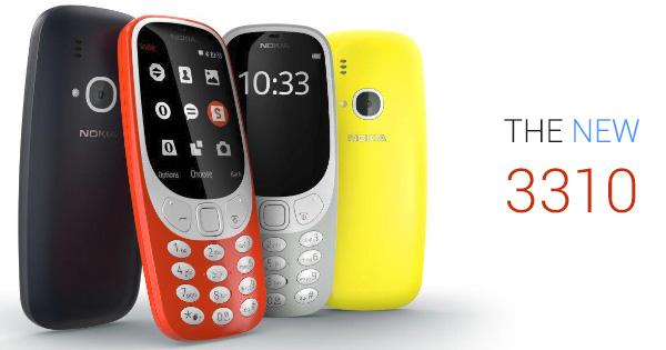 Nokia 3310 โฉมใหม่ 2017 - สรุปข้อมูลและราคา หลังเปิดตัวอย่างเป็นทางการ