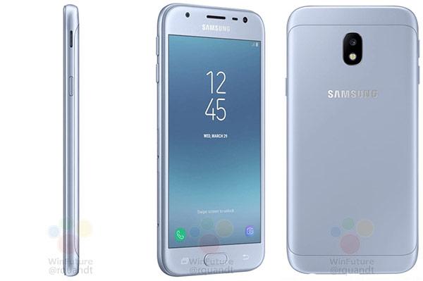 Samsung Galaxy J3 (2017) ว่าที่สมาร์ทโฟน J Series รุ่นเล็ก เผยภาพ