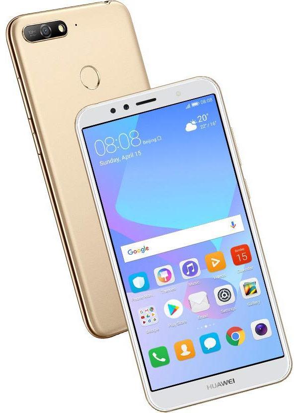 ราคามือ Huawei Y6 Prime 2018 - หัวเหว่ย Y6 Prime 2018 Android 8.0 (Oreo) กล้องดิจิตอล 13 ล้านพิกเซล Qualcomm MSM8917 Snapdragon 425 Quad Core - ความเร็ว : 1.4 GHz