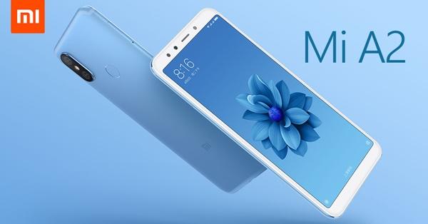 Xiaomi Mi A2 เผยเบาะแสเตรียมเปิดตัวทั่วโลกเร็วๆ นี้ คาดมาพร้อมจอ Full Screen 5.99 นิ้ว กล้องหลังคู่ ชิป Snapdragon 660 และระบบ Pure Android ใหม่แกะกล่อง