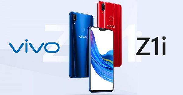 Vivo Z1i เผยสเปก มาพร้อมจอ FullView 6.26 นิ้ว ขุมพลัง Snapdragon 636 และกล้องหลังคู่ ลุ้นเปิดตัวเร็วๆ นี้ ในราคาเริ่ม 5,000 บาท