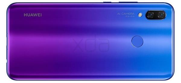 Huawei nova 3 เผยสเปกล่าสุด จัดเต็มด้วยกล้อง 4 ตัว ชิปตัวท็อป Kirin