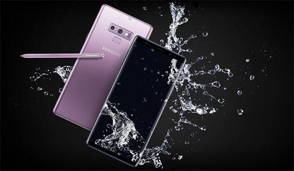 SAMSUNG Galaxy Note 9 ราคา-สเปค-โปรโมชั่น โทรศัพท์มือถือซัม
