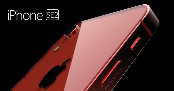 ชมคอนเซ ปท iphone se 2 ก บหน าจอรอยบากเหม อน iphone ร นใหม พร อมต วเคร องทรงเหล ยมคลาสส ก ม ล นเป ดต วป น