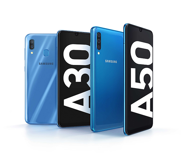 Most in your area! Buy today smartphones, Galaxy A50 or A 30  Win