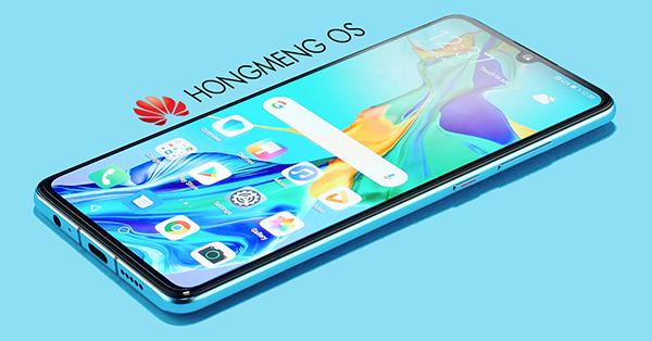 Huawei เตรียมเปิดตัวสมาร์ทโฟน Hongmeng OS รุ่นแรกปลายปีนี้