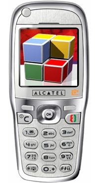 Alcatel OT735i