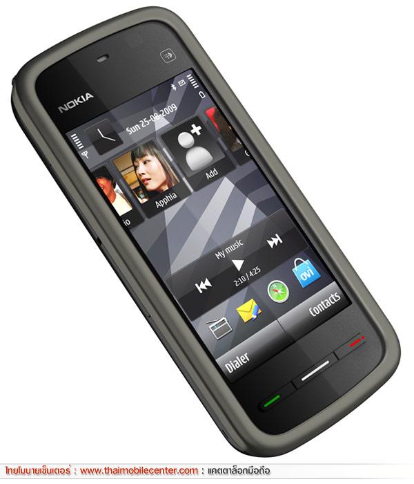 รูปมือถือ Nokia 5230 :: Thaimobilecenter Mobile Phone Catalog