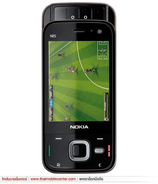 รูปมือถือ Nokia N85 :: Thaimobilecenter Mobile Phone Catalog