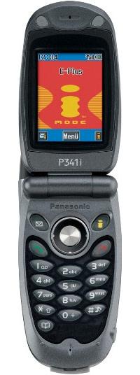 Panasonic P341i
