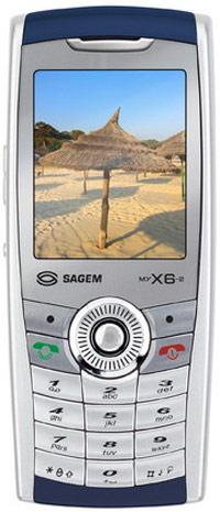 Sagem MY X6-2