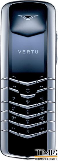 Vertu Signature Platinum