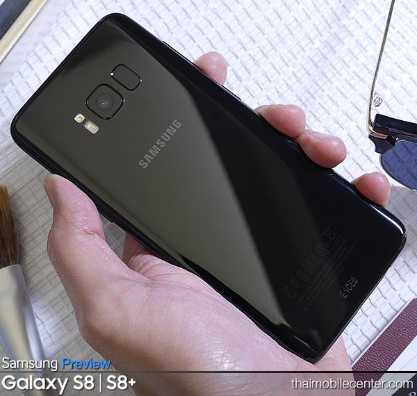 พรีวิว (Preview) Samsung Galaxy S8 และ Galaxy S8+