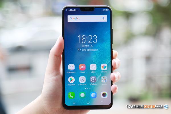 รีวิว Vivo X21 สมาร์ทโฟน AI ตัวท็อปพร้อมระบบสแกนลายนิ้วมือบน